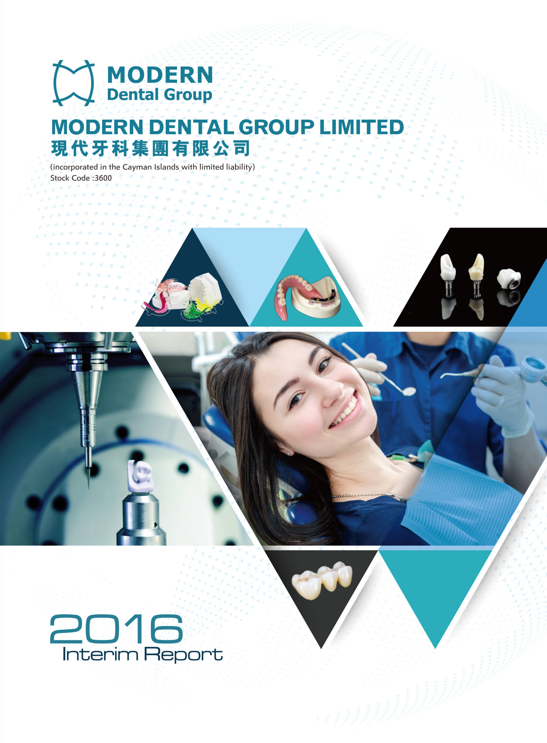 Modern Dental Group Limited