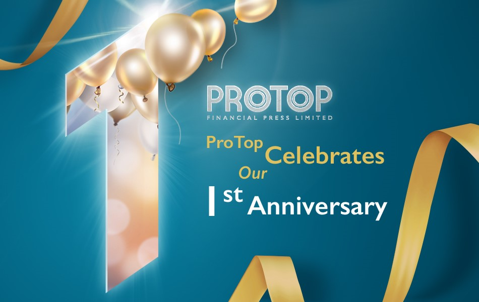 ProTop Celebrates our First Anniversary