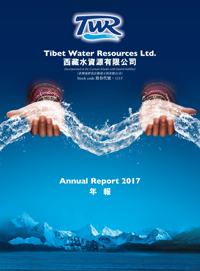 Tibet Water Resources Ltd.