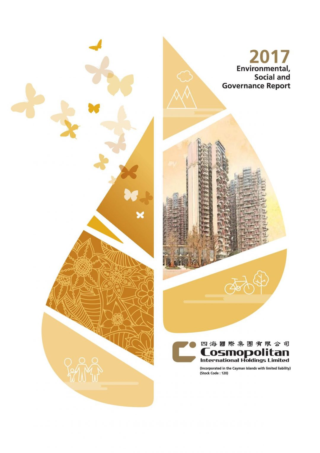 Cosmopolitian International Holdings Limited