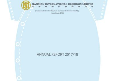 Mansion International Holdings Limited