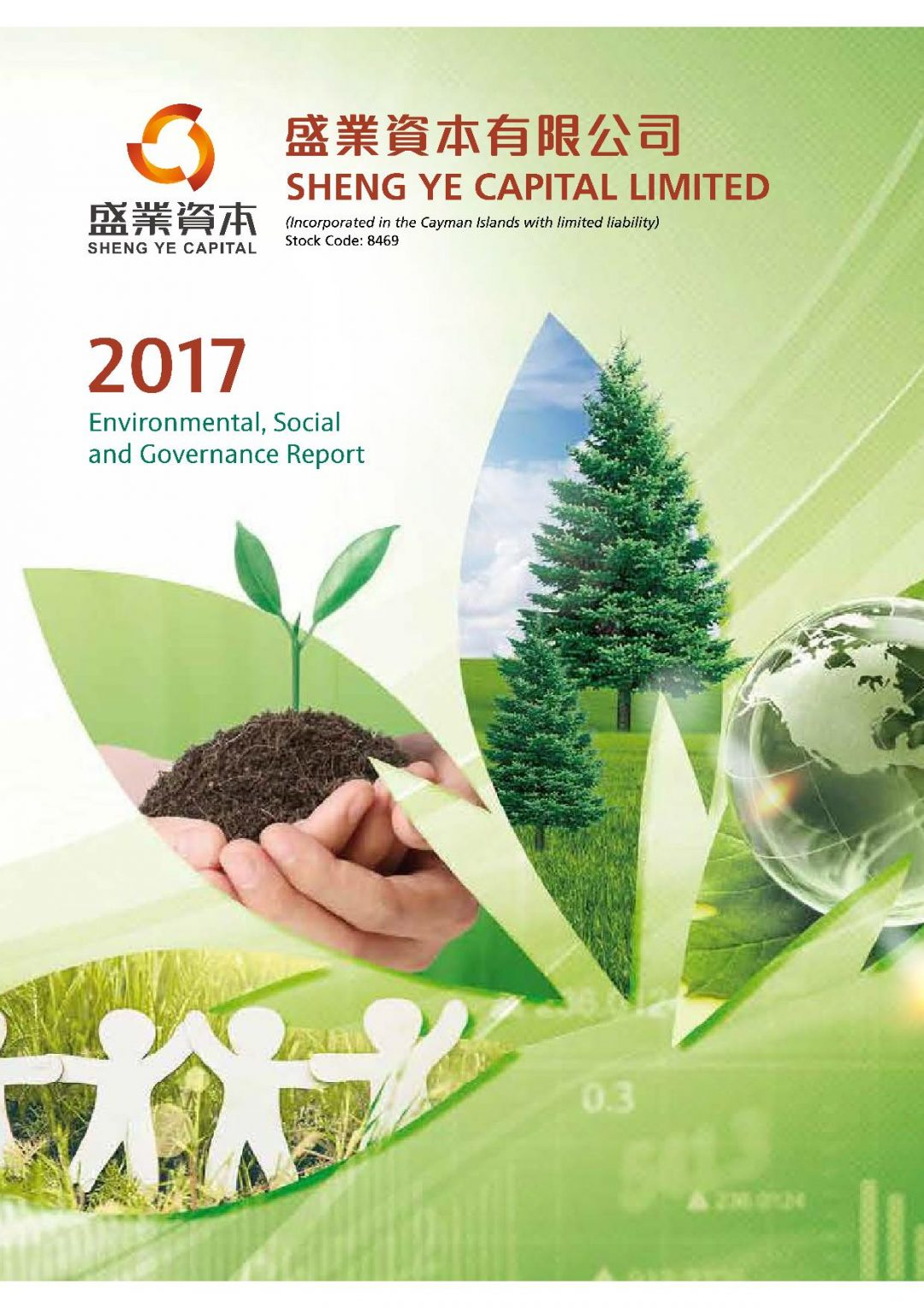 Sheng Ye Capital Ltd ESG Report