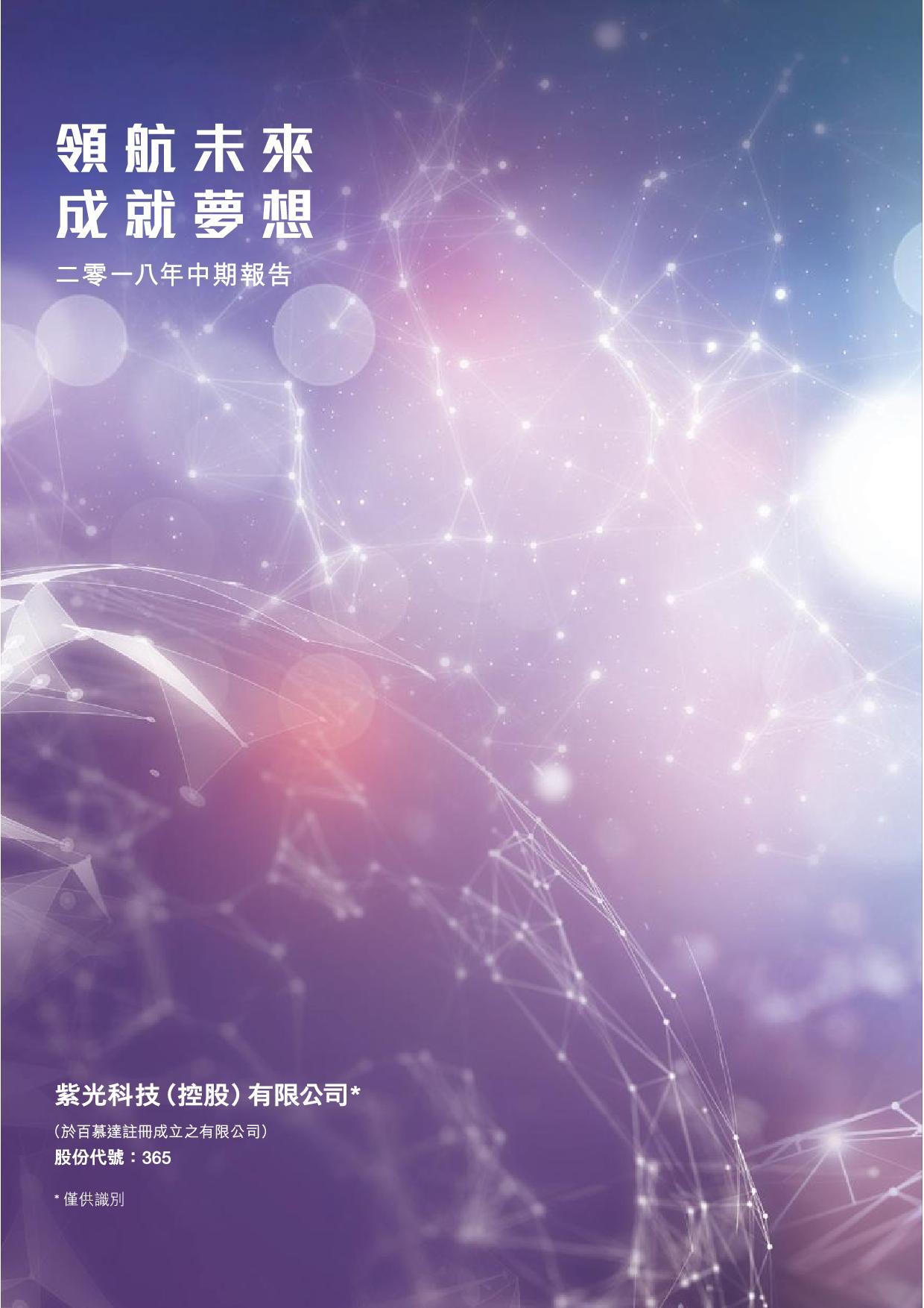 紫光科技(控股)有限公司