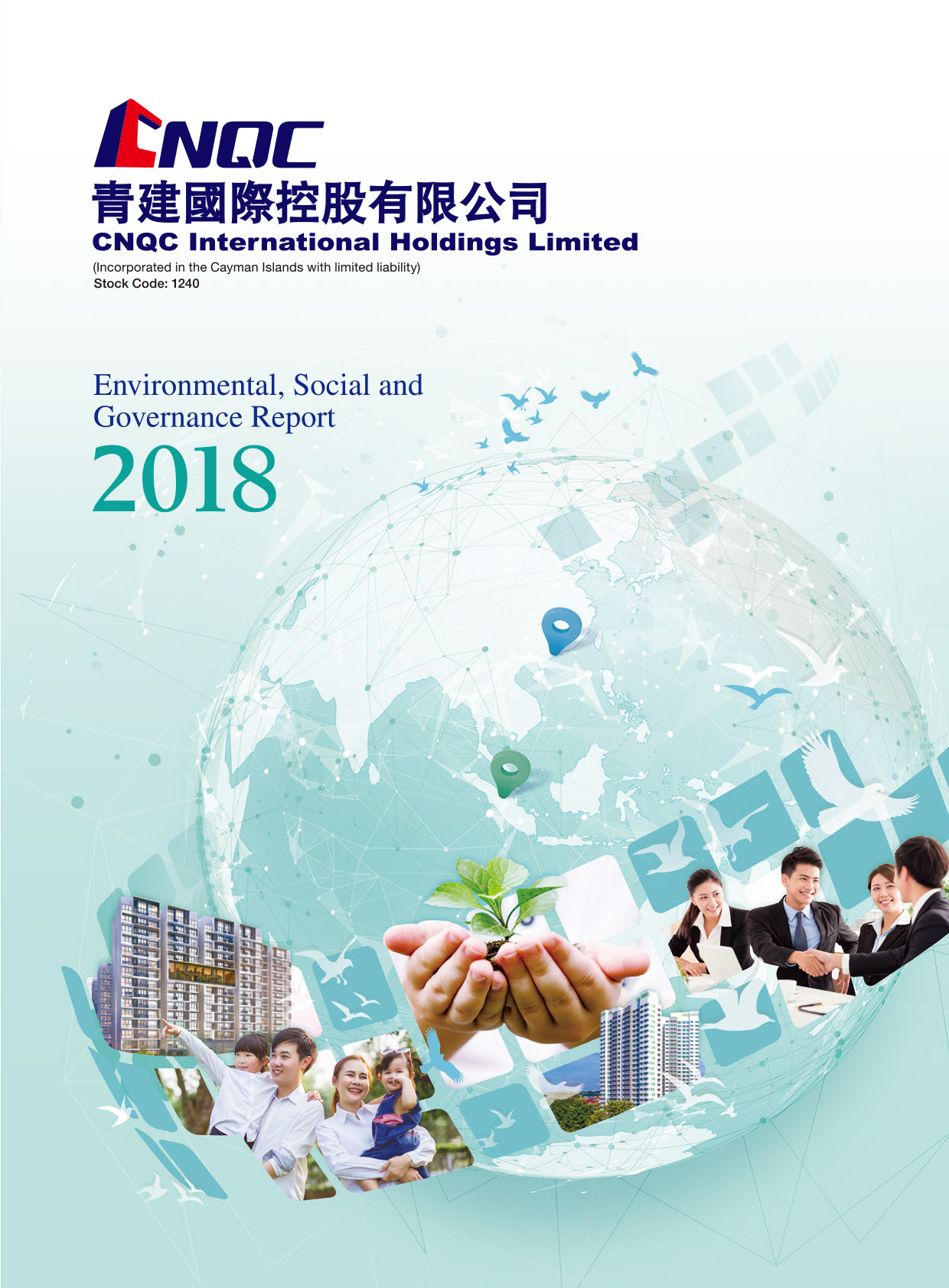 CNQC International Holdings Limited ESG