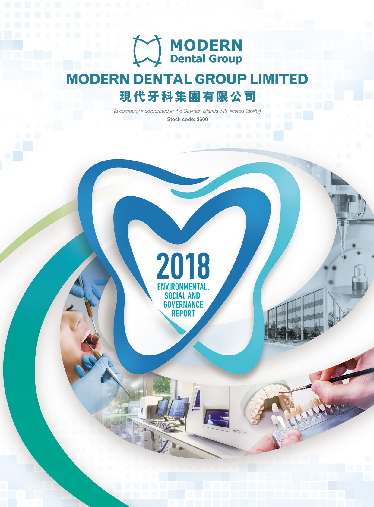 MODERN DENTAL GROUP LIMITED ESG
