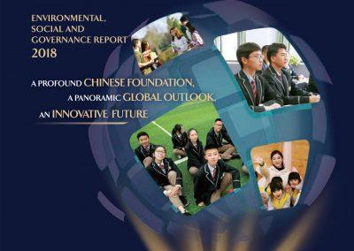 VIRSCEND EDUCATION COMPANY LIMITED ESG