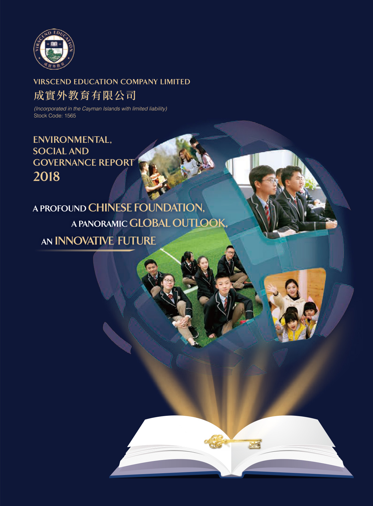 VIRSCEND EDUCATION COMPANY LIMITED ESG