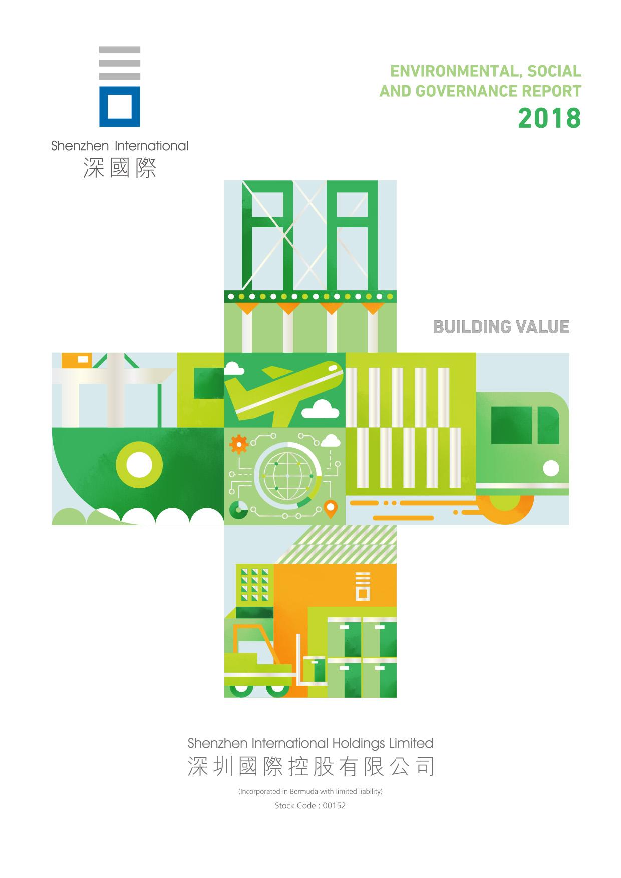 Shenzhen International Holdings Limited ESG