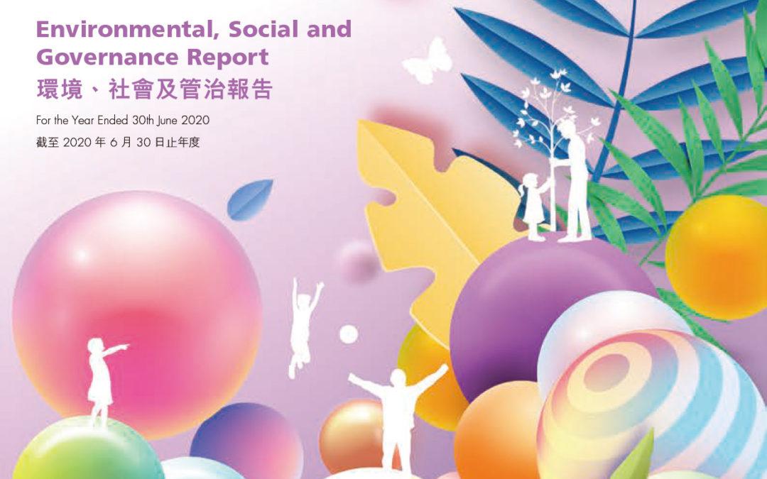 Ngai Hing Hong Company Limited – ESG