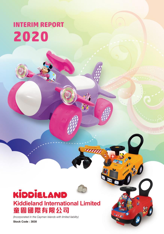 Kiddieland International Limited